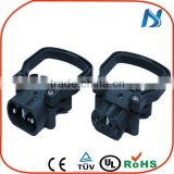 3-Pin 20A 12V Battery Connector Forklift Battery Connector