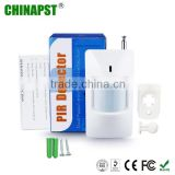 China cheap 433MHz/315MHz Wireless Security Infrared PIR Sensor for Home Alarm Infrared detection PIR Motion Sensor PST-IR200
