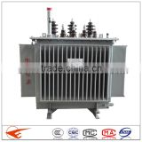 3 Phase S9/S11Oil Immersed Electrical Power Transformer 11kv Electrical Transformers manufacturer price