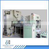Full-Auto CNCTwist Off Cap/Cover/Lid Production Line/used for glass bottle/vial/flask/jar