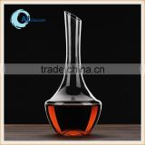 clear glass whiskey decanter crystal red wine decanter