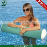 Suit floating bean bag, Giant swimming pool bean bag bed+ comfy floating bean bag pillow set