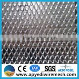 high quality factory expanded metal wire mesh fence Thickness available expanded copper mesh