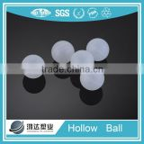 china HDPE Plastics Hollow Ball steel girdle