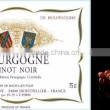 French Wine Pinot Noir