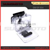 Waterproof Housing Case Underwater Cover with Glass Lens for Go pro Hero3 Camera