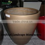 SJZJN 2636 large outdoor & indoor fiberglass flower pots
