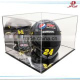 China transparent acrylic box for golf ball soccer ball