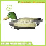 2017 Hot sale Plastic duck decoys hunting inflatable equipment decorative