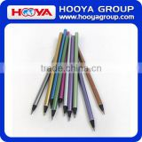 Good Quality Sharpening Black poplar wood Round Color Pencils for Sketching 10pcs/set