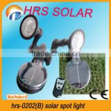 2013 NEW HRS-0202(B) Highlightwall mounted solar security lamp