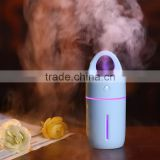 Aromatherapy diffuser mist humidifier room humidifier with led light