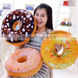 Free Shipping&Funny Cartoon Sweet chocolates Donuts Sofa and chair back Cushion Car Mats Student pillow Toy