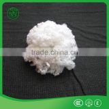 Wholesale dope dyed 100% polyester 15D custom color filling material siliconized fiber with CE certificate