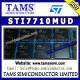 STI7710MUD - STMicroelectronics - Single-chip, low-cost high definition set-top box decoder