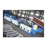 High Speed PVC Extrusion Machine Plastic Profile Extrusion Line For Angle Bead