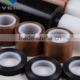 High quality of 260C Free Sample double sided self-adhesive fiberglass tape black ptfe adhesive tape