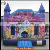 Hot! inflatable princess bouncer house,inflatable jumping castle,inflatable bouncer castle for sale