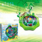 fishing game set children play indoor toy fishing