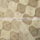 White Designer Georgette Fabric