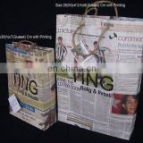 recycle newspaper bag/eco-friendly bag
