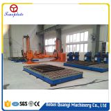 high flatness cast iron surface plate t slot floor plate
