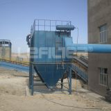 dust collector for the mixer in rubber factory