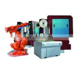 Robot 6 Axis CNS Polishing and Buffing Machine