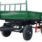 BIATRACTOR 8 Ton 4 Wheel Farm Trailer