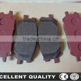 Auto Brake System Auto Brake Pads With High Quality 04465-48080 For Japanese Car