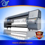T8Q Konica 512i Heavy duty large format outdoor digital tarpaulin poster printing machine                                                                         Quality Choice