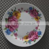 fine bone china dinner plates with flower decal corelle dinnerware sets