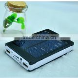 solar power bank with pouch and portable power bank 12v fast charging power bank