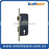 Euro House Anti Theft Mortise Lock Body Art.1K005