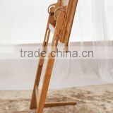 100%bamboo adjustable laptop computer table