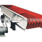 China supplier motor grizzly vibrating feeder/vibrating grizzly feeder/vibrating feeder price