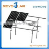Commercial PV Solar Ground Screw Mounting System