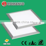 White Frame led surface mounted panel light 595x595 60x60cm 36W/40W/48W China led ceiling light