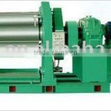 qingdao rubber machine production line/rubber sheet making machine/Three rolls rubber calender