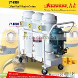 Efficient emulsification used hydraulic oil filtration machine/hydraulic oil cleaning machine for Construction Machinery