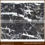 Customized top sell jet black marble