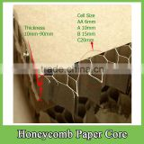 Hot sale Door Use Cardboard Honeycomb Paper Core Customized Design Waterproof for Business Industrial