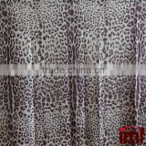 Fashion Women Ladies Brown Leopard Print Soft Long Stole