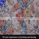 advanced customization sofa cover disperse print fabric cloth