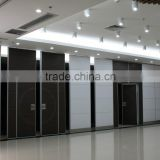 China Aluminium Movable Sliding Interior door Sound Proof folding wall In Commercial Offices