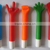 finger pen,plastic ball pen