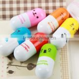 pharmaceutical gift items capsule shape pen                                                                                                         Supplier's Choice