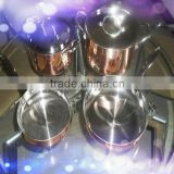 HQ 3 ply stainless cookware