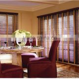 Wholesale louvre frames adjustable indoor basswood louver high quality Hotel Etc window shutter