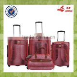 2015 Hot Selling New Designs Alibaba Factory Luggage Sets Trolley Suitcase Luggage Travel Bag